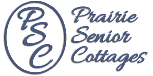 Prairie Senior Cottages logo